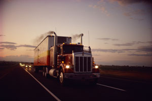 Trucking Collisions